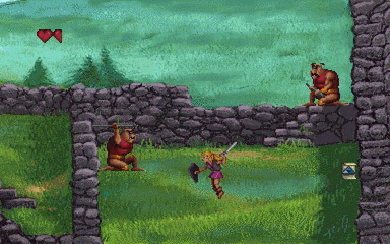 Hasil gambar untuk game Zelda: The Wand of Gamelon (1993)