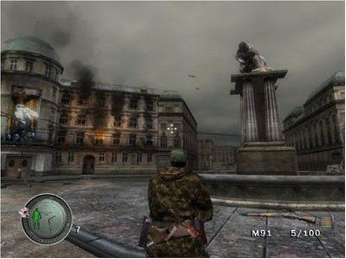 download game sniper elite ps2 untuk pc
