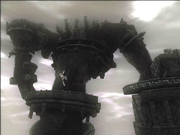Shadow of the Colossus (2005) by Team Ico PS2 game
