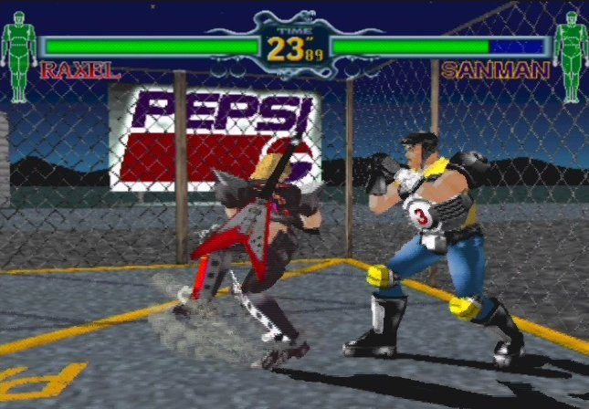 Sega Ages 2500 Series Vol  19: Fighting Vipers (2005) by