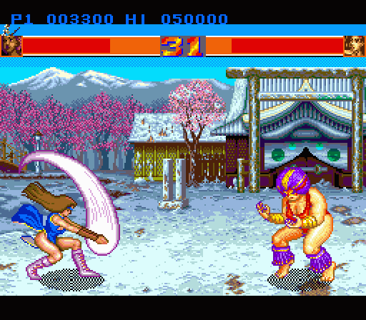 STRIP FIGHTER (PC-Engine Gameplay) - YouTube