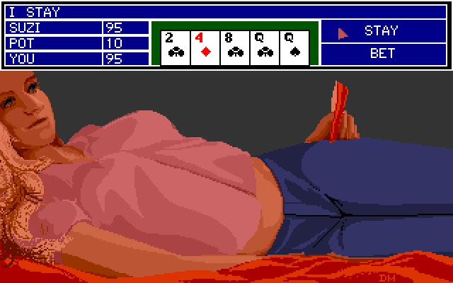 strip poker atari