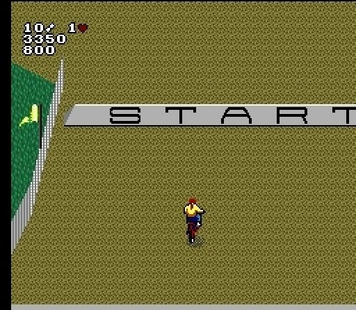 Paperboy 2 (1991) by Mindscape SNES game