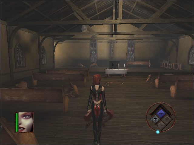 Bloodrayne 2002 By Terminal Reality Xbox Game
