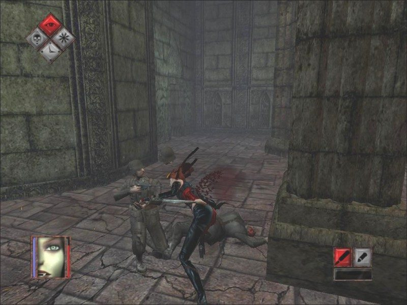 Bloodrayne 2003 By Terminal Reality Windows Game