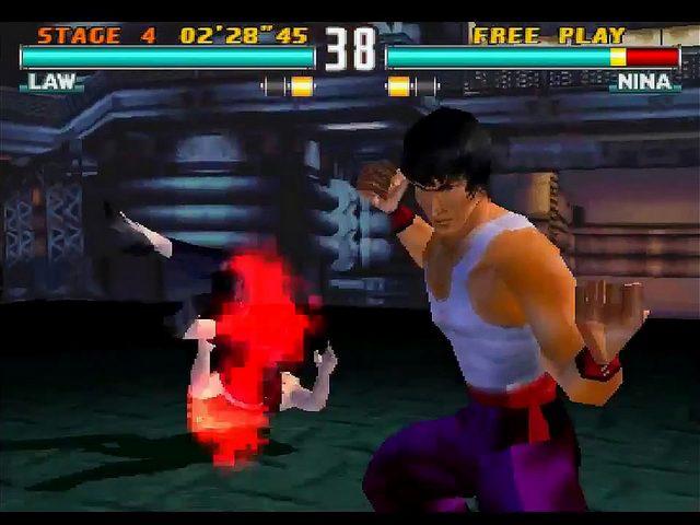 Tekken 3 1998 By Namco Ps Game