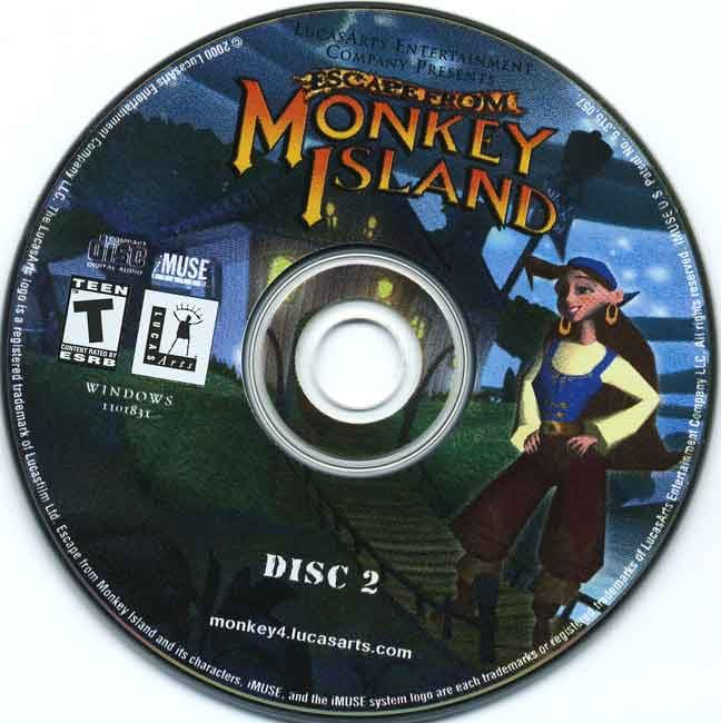Escape From Monkey Island Residualvm Download