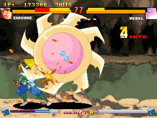 Asura Buster: Eternal Warriors
