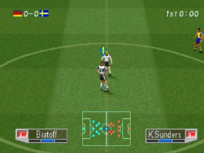 best soccer game n64