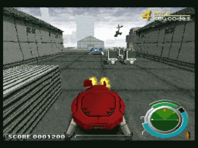 Ghost In The Shell 1997 By Sony Ps Game