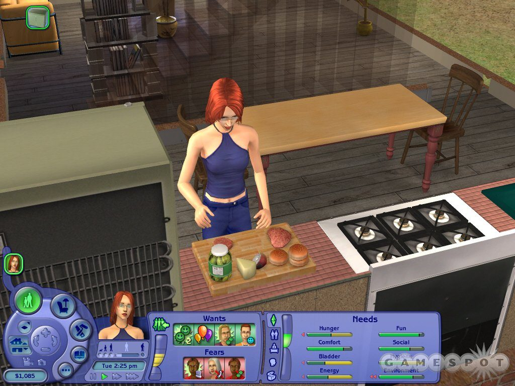 The Sims 2 (2004) by Maxis Windows game