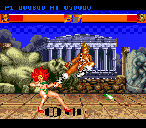 Rare Strip Fighter II game review - Gamester81 - YouTube