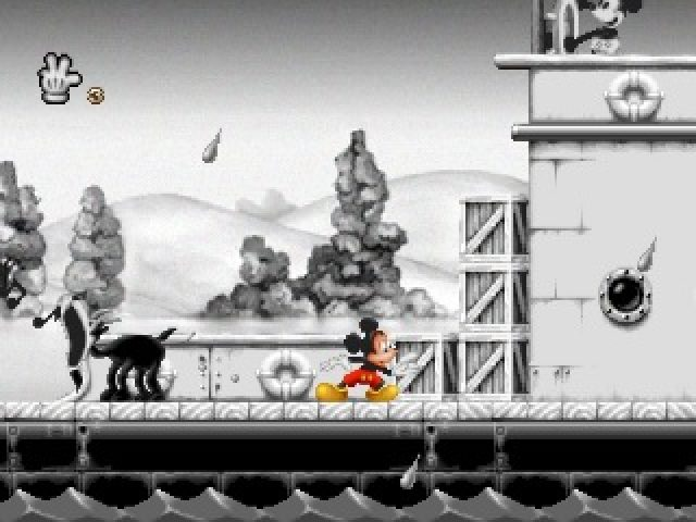 Mickey's Wild Adventure (1996) by Traveller's Tales / Psygnosis PS game
