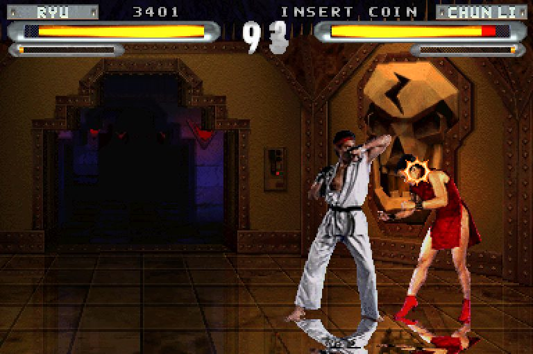 Street Fighter The Movie 1995 By Strata Incredible Technologies