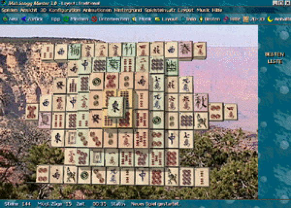 mahjong master 3