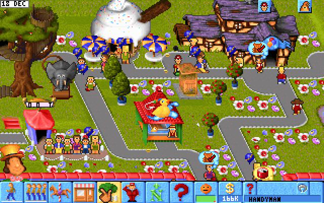 Nostal-tycoon [Parte 2]: Theme Park 3546
