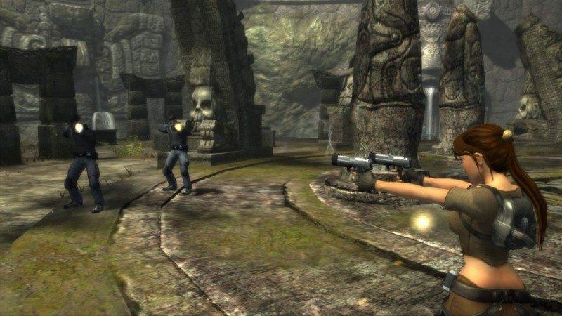 Tomb Raider Legend 2006 By Crystal Dynamics X360 Game