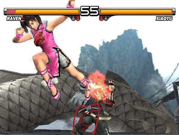 ling xiaoyu game tekken