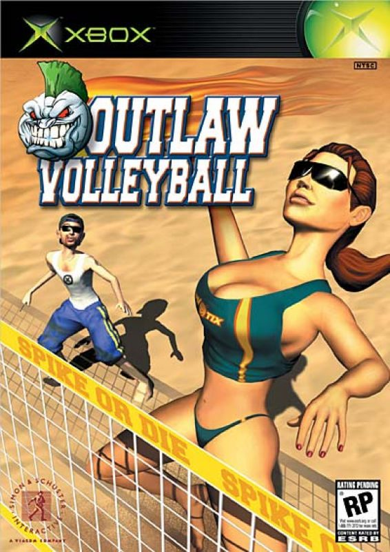 Outlaw Volleyball Review (Xbox) - XboxAddict.com