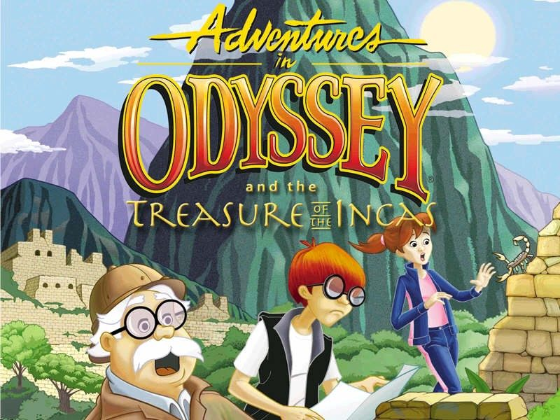 adventures in odessay Read reviews, compare customer ratings, see screenshots, and learn more about adventures in odyssey club download adventures in odyssey club and enjoy it.