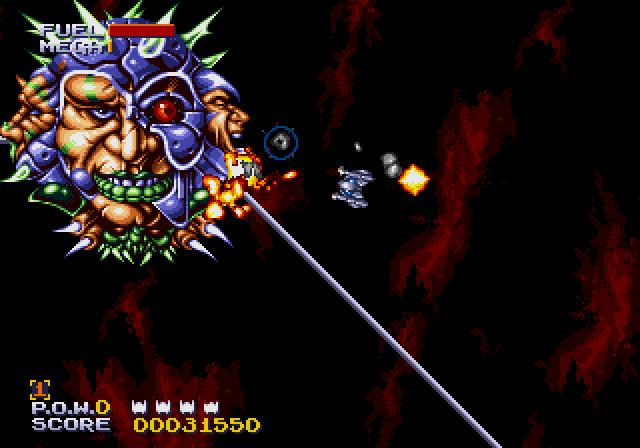 Sub-Terrania [Sega Genesis/Mega Drive]