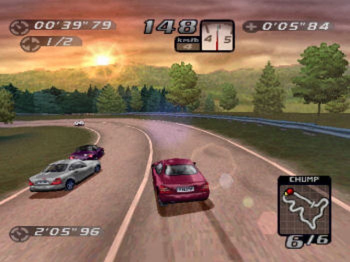 Need For Speed High Stakes 1999 By EA Canada PS Game