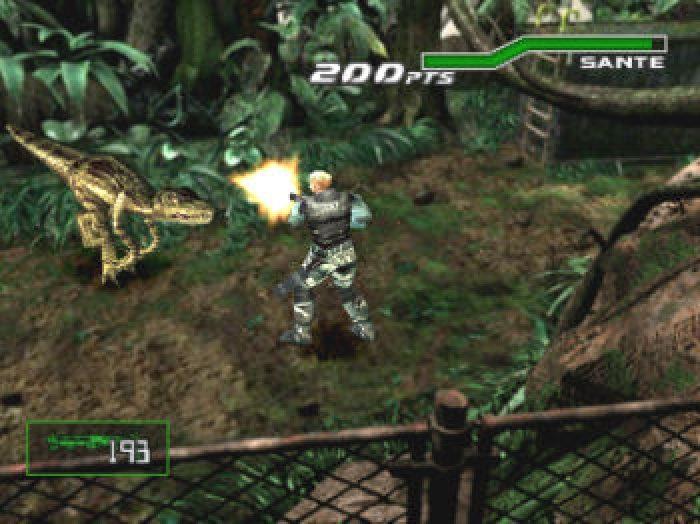 Dino Crisis 2 (2000) by Capcom PS game