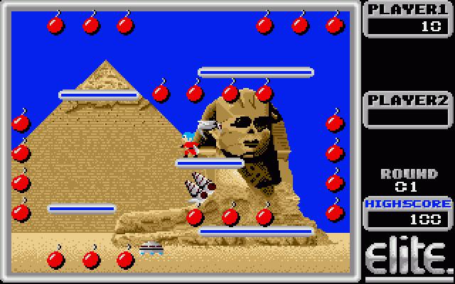 Bomb Jack (Amiga OCS)