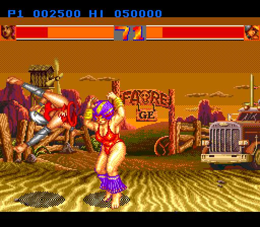 Strip Fighter II (Japan) ROM