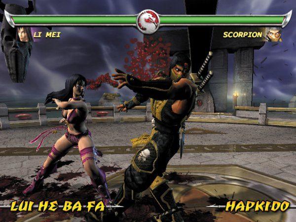 mortal kombat 5 deadly alliance download