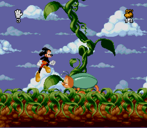 Mickey Mania: The Timeless Adventures of Mickey Mouse (1994) by