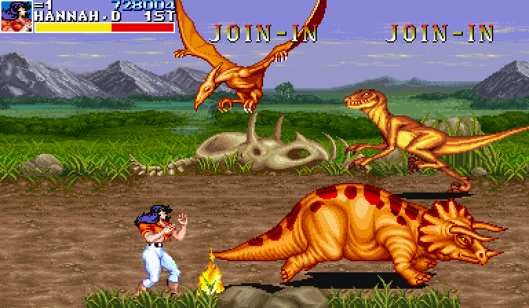cadillacs and dinosaurs 1992 arcade game. Cars Review. Best American Auto & Cars Review
