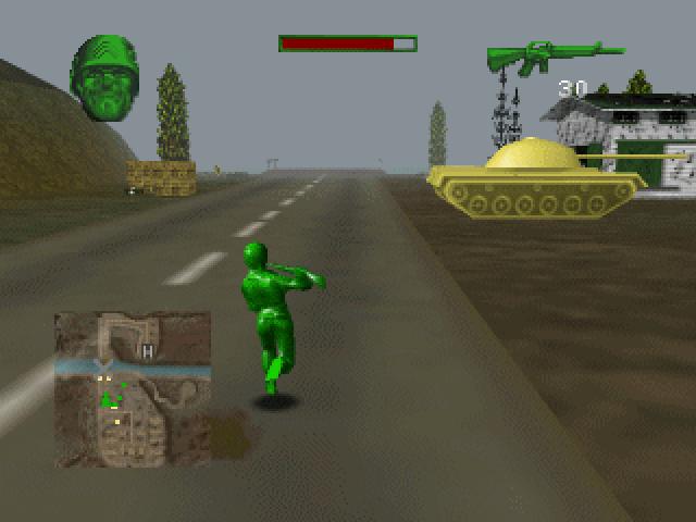 Army Men: Sarge's Heroes - 1999(2)