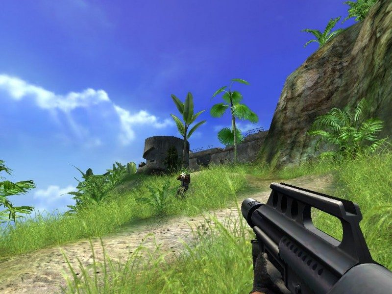 Far Cry 2004 By Crytek Windows Game