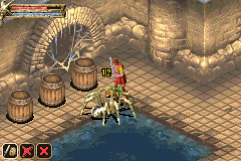 Baldur S Gate Dark Alliance Screenshots For Game Boy Advance