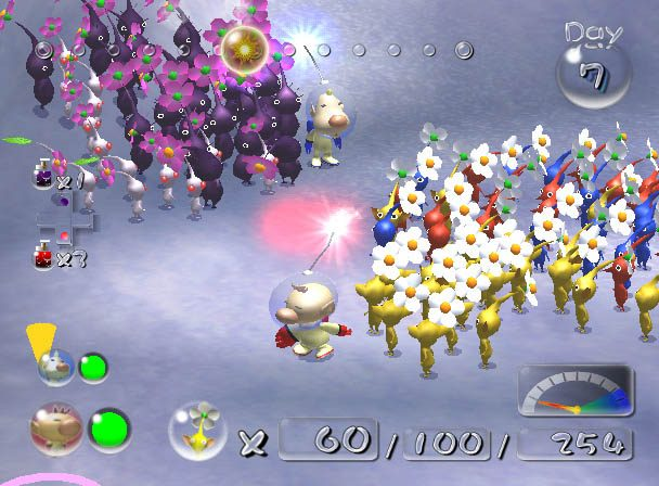 Pikmin 2 2004 By Nintendo Gamecube Game