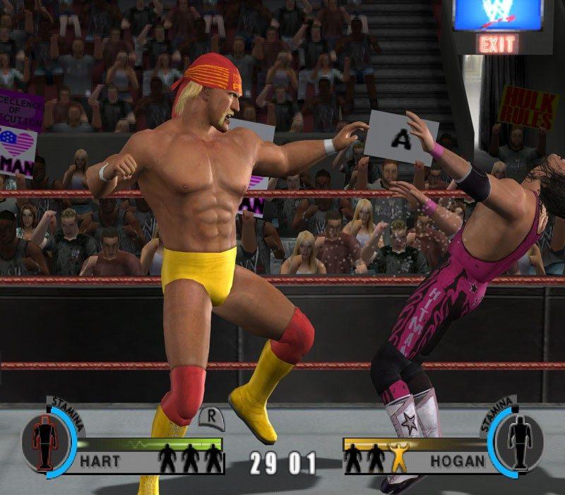WWE Day of Reckoning 2 (2005) by Yuke's GameCube game