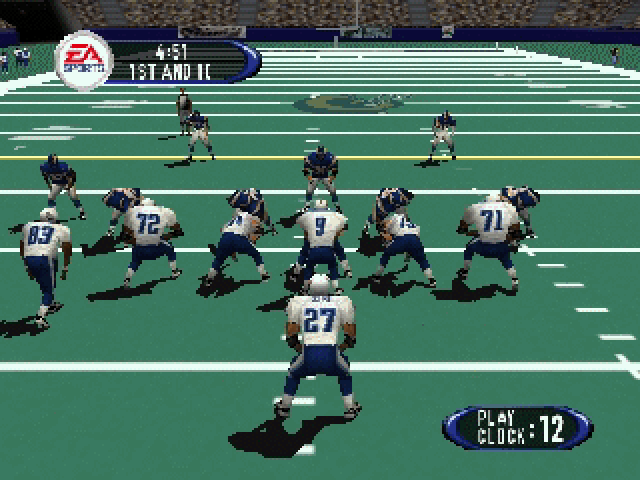 Madden NFL 2001 (Nintendo 64)