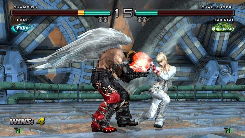 Tekken 5 Dark Resurrection Gallery Screenshots Covers Titles
