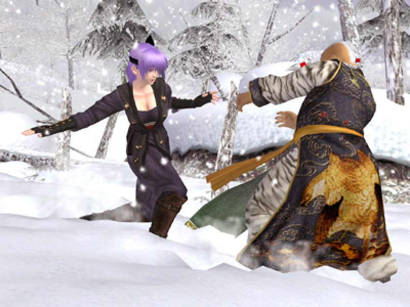 Dead Or Alive 3 Gallery Screenshots Covers Titles And Ingame Images