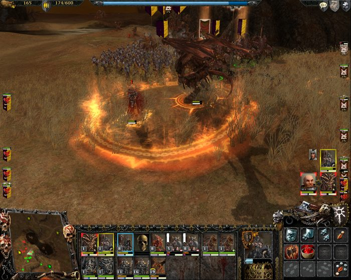 Warhammer – Mark of Chaos (2006) by Black Hole ...