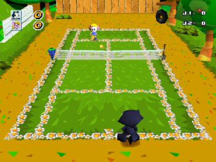 Baby Felix Tennis PSP