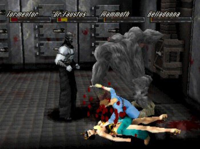 Top 10: los juegos más sangrientos