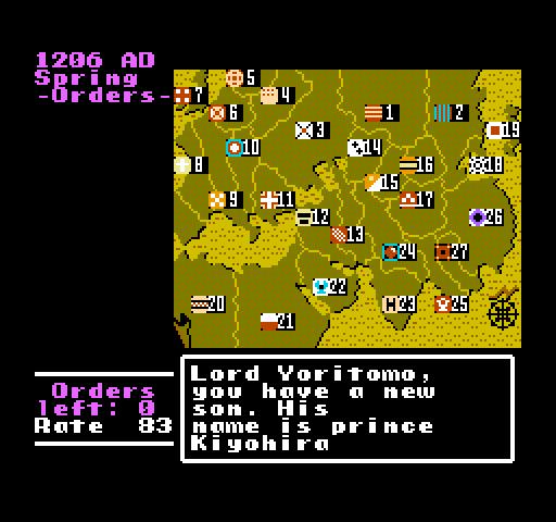 genghis khan games