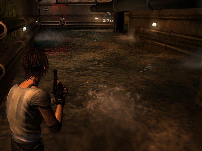 Hydrophobia: Prophecy (PlayStation 3)