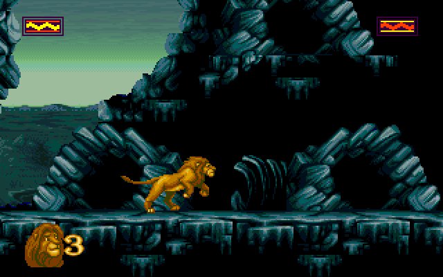 the lion king  1994  by westwood studios    east point