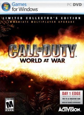 World call war duty pc torent at of download