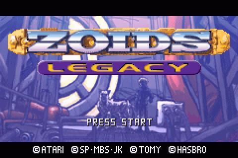 Zoids legacy saga download
