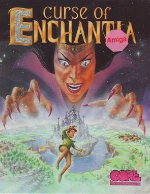 Curse of enchantia 1992 by core design amiga game for Curse of enchantia