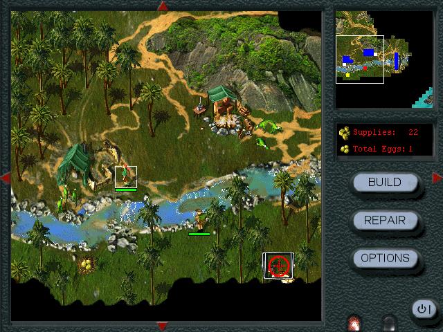 jurassic park lost world game pc